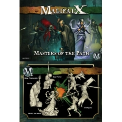 Malifaux 2E: Resurrectionists/Ten Thunders - Masters of the Path (6)