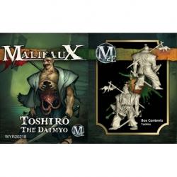 Malifaux 2E: Resurrectionists - Toshiro, The Diamyo (1)