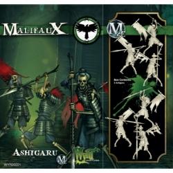 Malifaux 2E: Resurrectionists - Ashigaru (3)