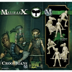 Malifaux 2E: Resurrectionists - Crooligans (3)