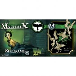 Malifaux 2E: Resurrectionists - Shikome (2)