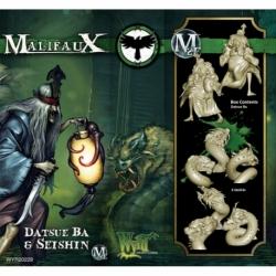 Malifaux 2E: Resurrectionists - Datsue Ba & Seishin (4)