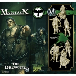 Malifaux 2E: Resurrectionists - The Drowned (3)