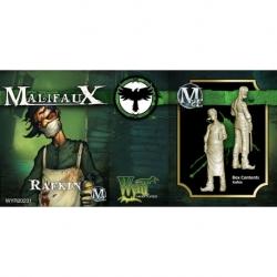 Malifaux 2E: Resurrectionists - Rafkin (1)
