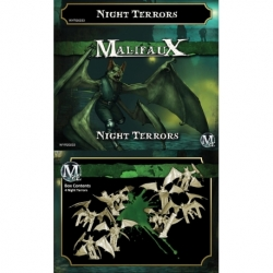 Malifaux 2E: Resurrectionists - Night Terrors (4)