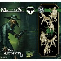 Malifaux 2E: Resurrectionists - Guild Autopsies (3)