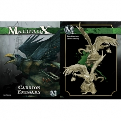 Malifaux 2E: Resurrectionists - Carrion Emissary (1)