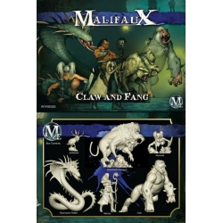 Malifaux 2E: Arcanists - Claw & Fang Box (6)