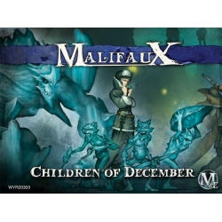Malifaux 2E: Arcanists - Children of December Box