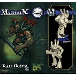 Malifaux 2E: Arcanists - Rail Golem (3)