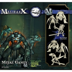 Malifaux 2E: Arcanists - Metal Gamin (3)