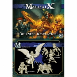 Malifaux 2E: Arcanists - Burning Revelation (6)