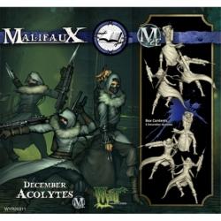 Malifaux 2E: Arcanists - December Acolytes (3)