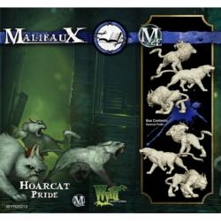 Malifaux 2E: Arcanists - Hoarcat Pride