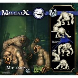 Malifaux 2E: Arcanists - Molemen (3)