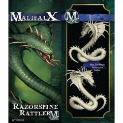 Malifaux 2E: Arcanists - Razorspine Rattler