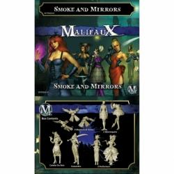 Malifaux 2E: Arcanists - Smoke & Mirrors (9)