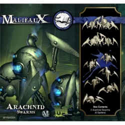 Malifaux 2E: Arcanists - Steam Arachnid Swarm (6)