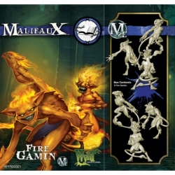 Malifaux 2E: Arcanists - Fire Gamin (3)