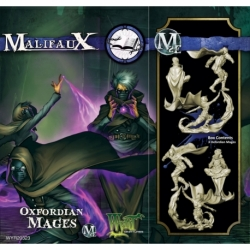 Malifaux 2E: Arcanists - Oxfordian Mages (3)