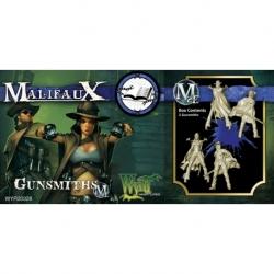 Malifaux 2E: Arcanists - Gunsmiths (2)