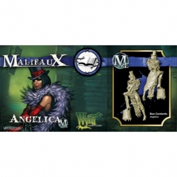 Malifaux 2E: Arcanists - Angelica (1)