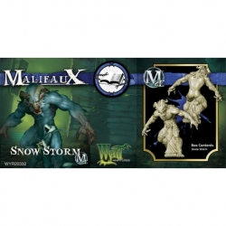 Malifaux 2E: Arcanists - Snow Storm (1)