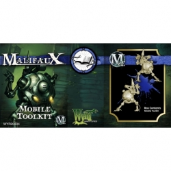 Malifaux 2E: Arcanists - Mobile Toolkit (1)