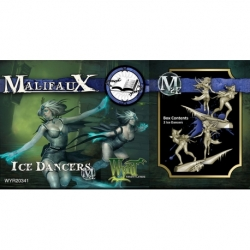 Malifaux 2E: Arcanists - Ice Dancers (2)