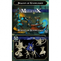 Malifaux 2E: Arcanists - Beacon of Knowledge (6)