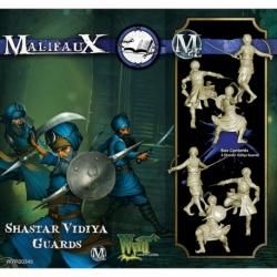 Malifaux 2E: Arcanists - Shastar Vidigia Guards (3)
