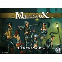 Malifaux 2E: Outcasts - Hired Swords Box