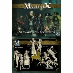 Malifaux 2E: Outcasts - Salvage & Logistics (9)