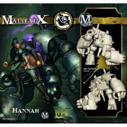 Malifaux 2E: Outcasts - Hannah (1)