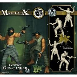 Malifaux 2E: Outcasts - Convict Gunslinger (2)
