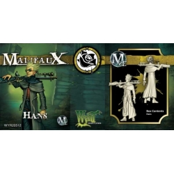 Malifaux 2E: Outcasts - Hans