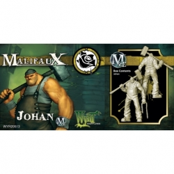 Malifaux 2E: Outcasts - Johan (1)