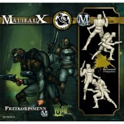 Malifaux 2E: Outcasts - Freikorpsmenn (2)
