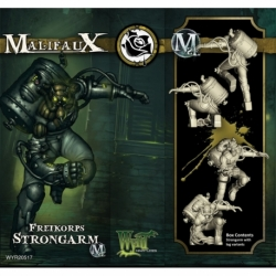 Malifaux 2E: Outcasts - Freikorps Strongarm (1)