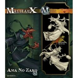 Malifaux 2E: Outcasts/Ten Thunders - Ama No Zako (1)