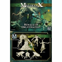 Malifaux 2E: Outcasts - Herald of Obliteration (6)