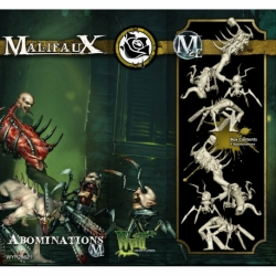 Malifaux 2E: Outcasts - Abominations (4)
