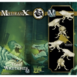 Malifaux 2E: Outcasts - Void Wretches (3)