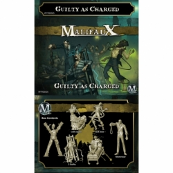 Malifaux 2E: Outcasts - Guilty as Charged (6)