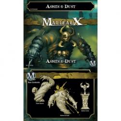Malifaux 2E: Outcasts - Ashes & Dust (3)