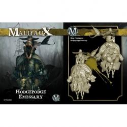 Malifaux 2E: Outcasts - Hodgepodge Emissary (1)