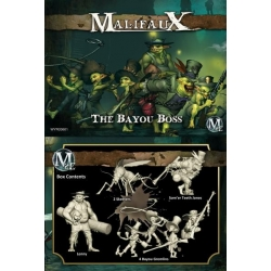Malifaux 2E: Gremlins - The Bayou Boss Box Set (8)