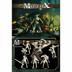 Malifaux 2E: Gremlins - The Kin Box Set