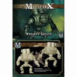 Malifaux 2E: Gremlins - Whiskey Golem (1)