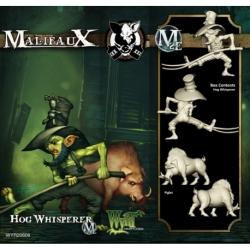 Malifaux 2E: Gremlins - Hog Whisperer (1)